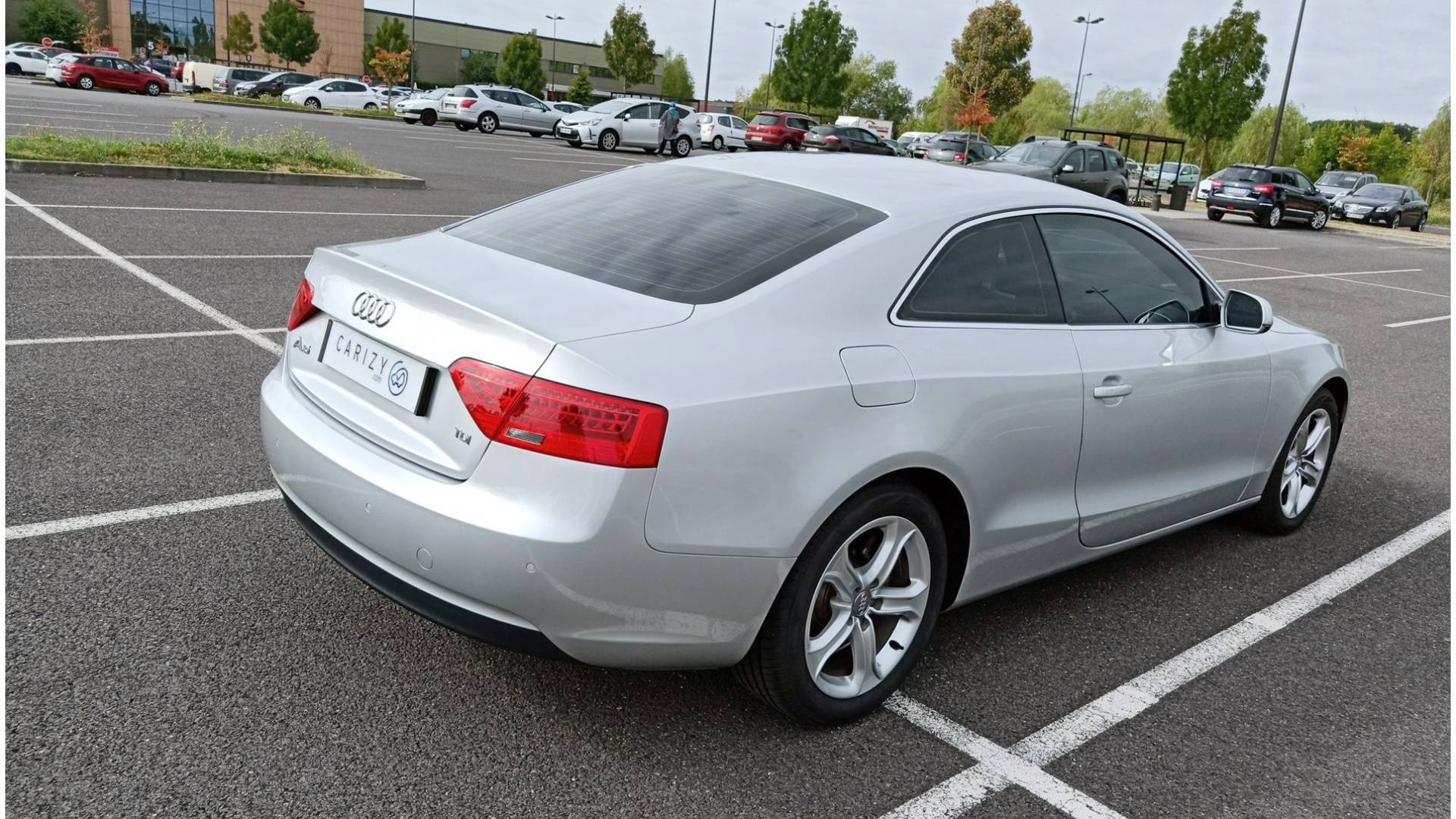 audi a5 d u0026 39 occasion coupe 2 0 tdi 175 ambition luxe