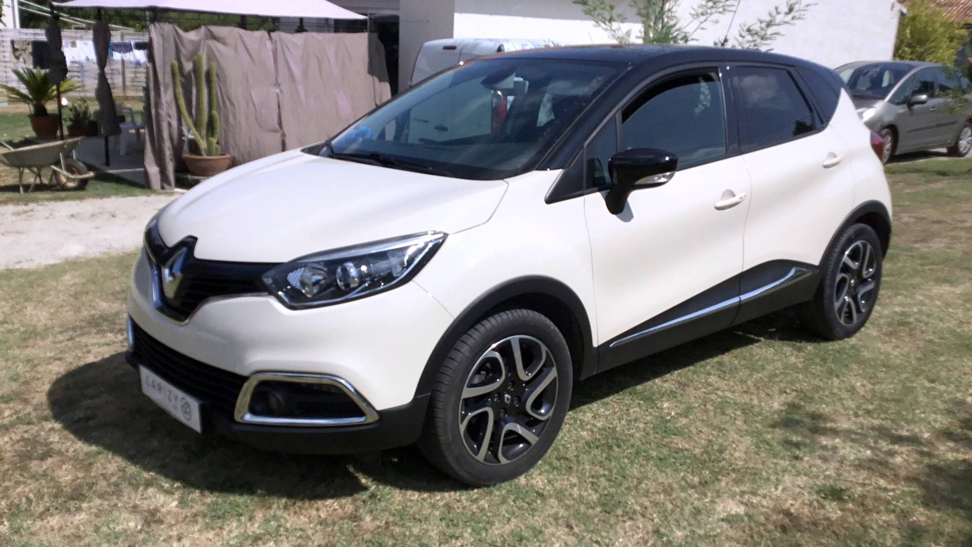 renault captur d u0026 39 occasion 1 5 dci 90 energy intens start