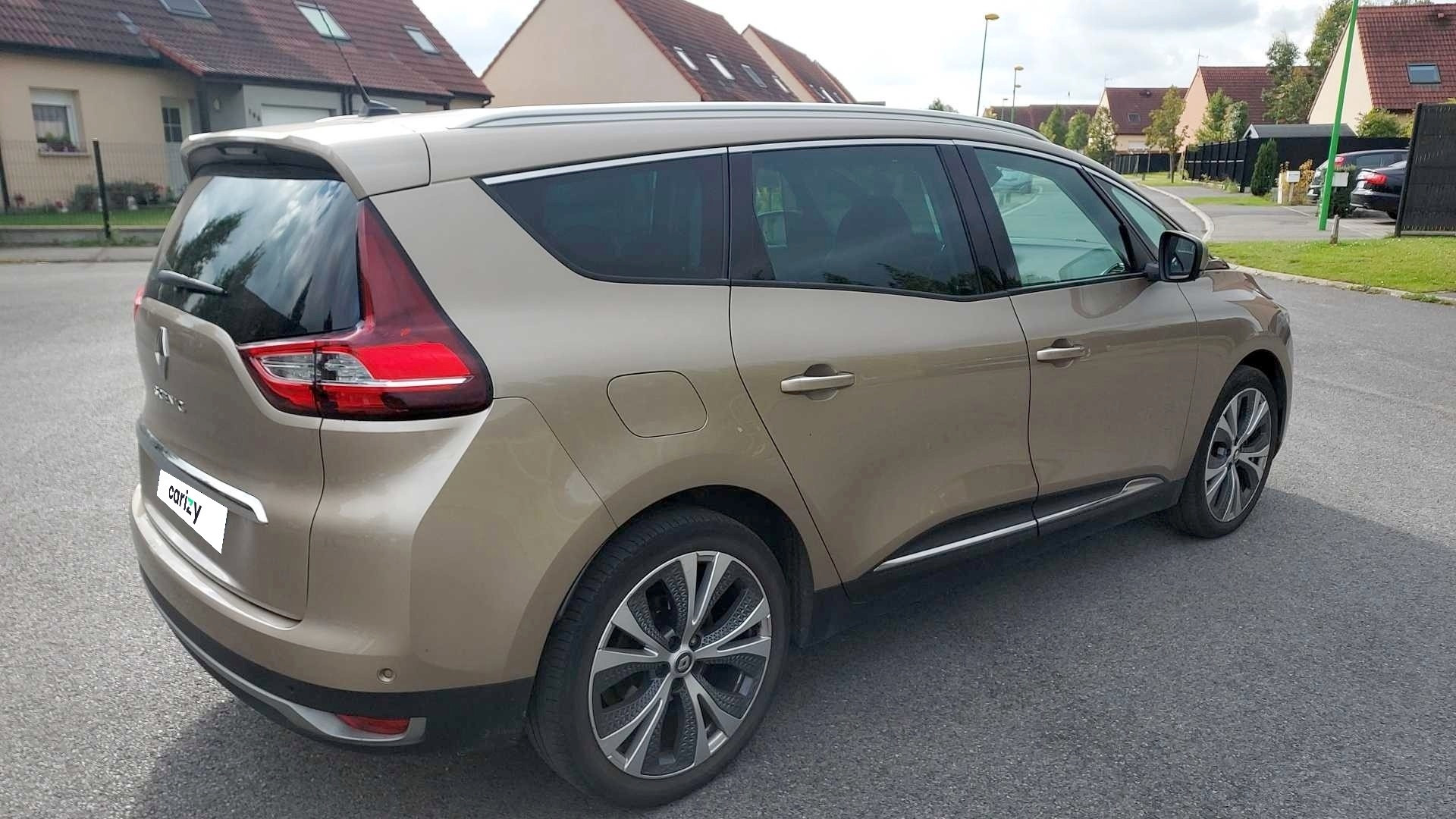 renault grand scenic iv occasion 2018 profil arriere droit