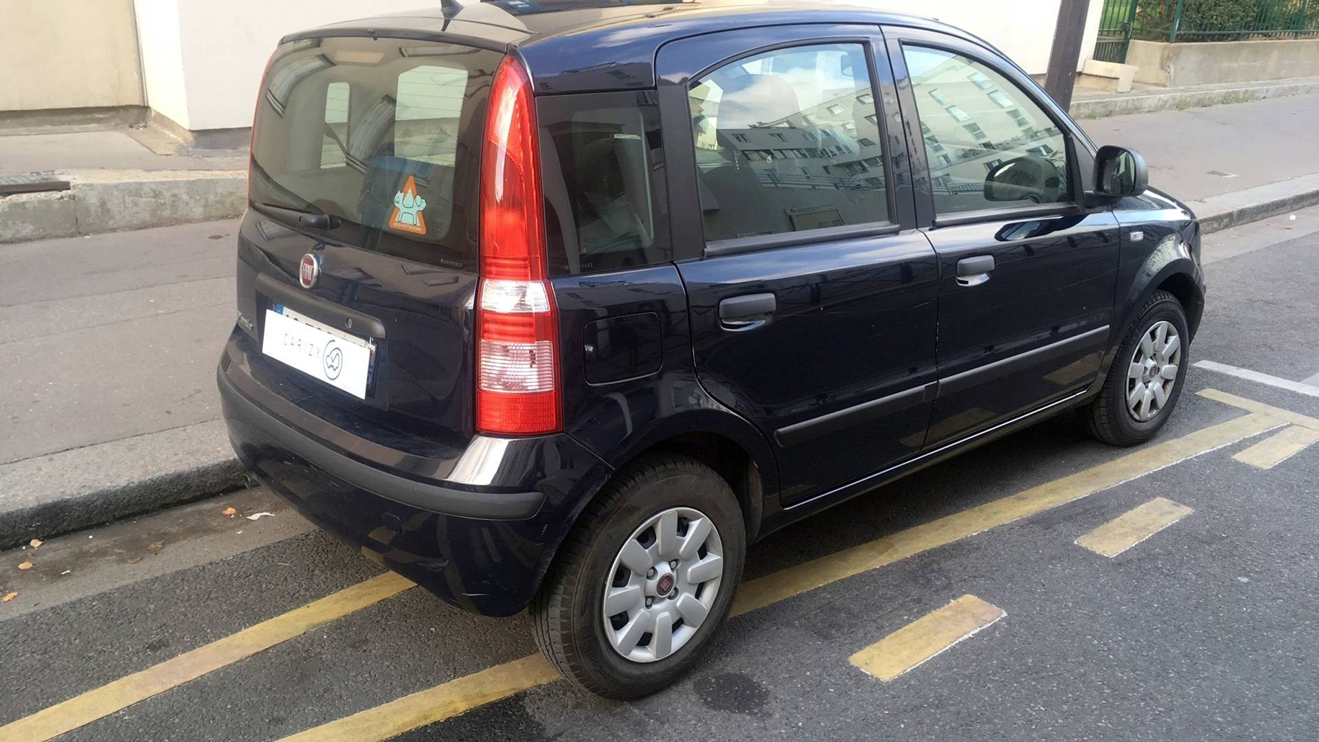 fiat panda d u0026 39 occasion 1 2 60 dynamic paris