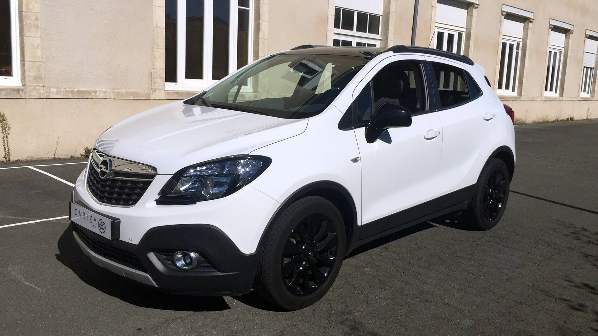 OPEL MOKKA d'occasion 1.4 T 140 COLOR EDITION 4X2 START ...