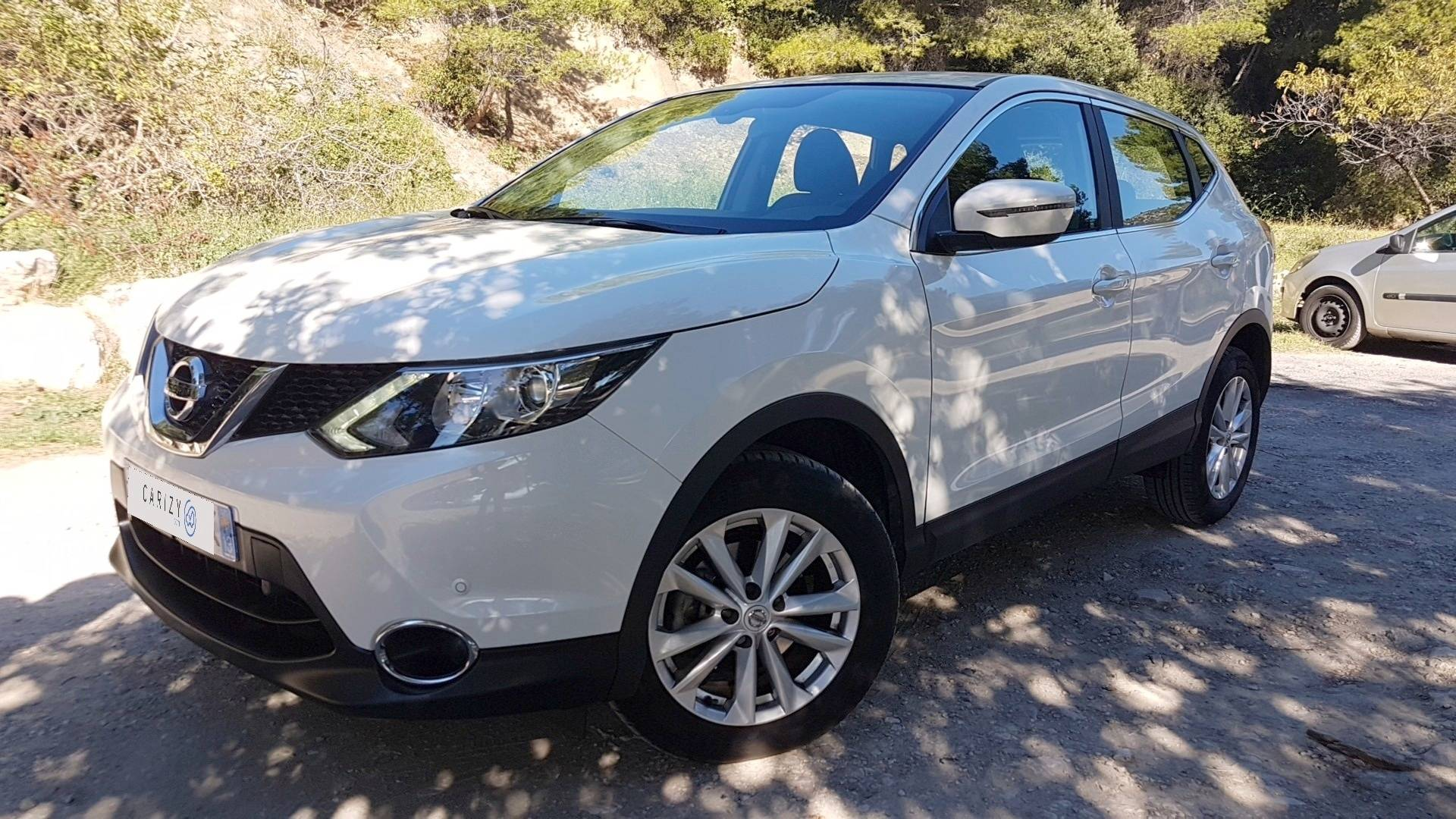 nissan qashqai d 39 occasion 1 5 dci 105 acenta 2wd marseille carizy. Black Bedroom Furniture Sets. Home Design Ideas