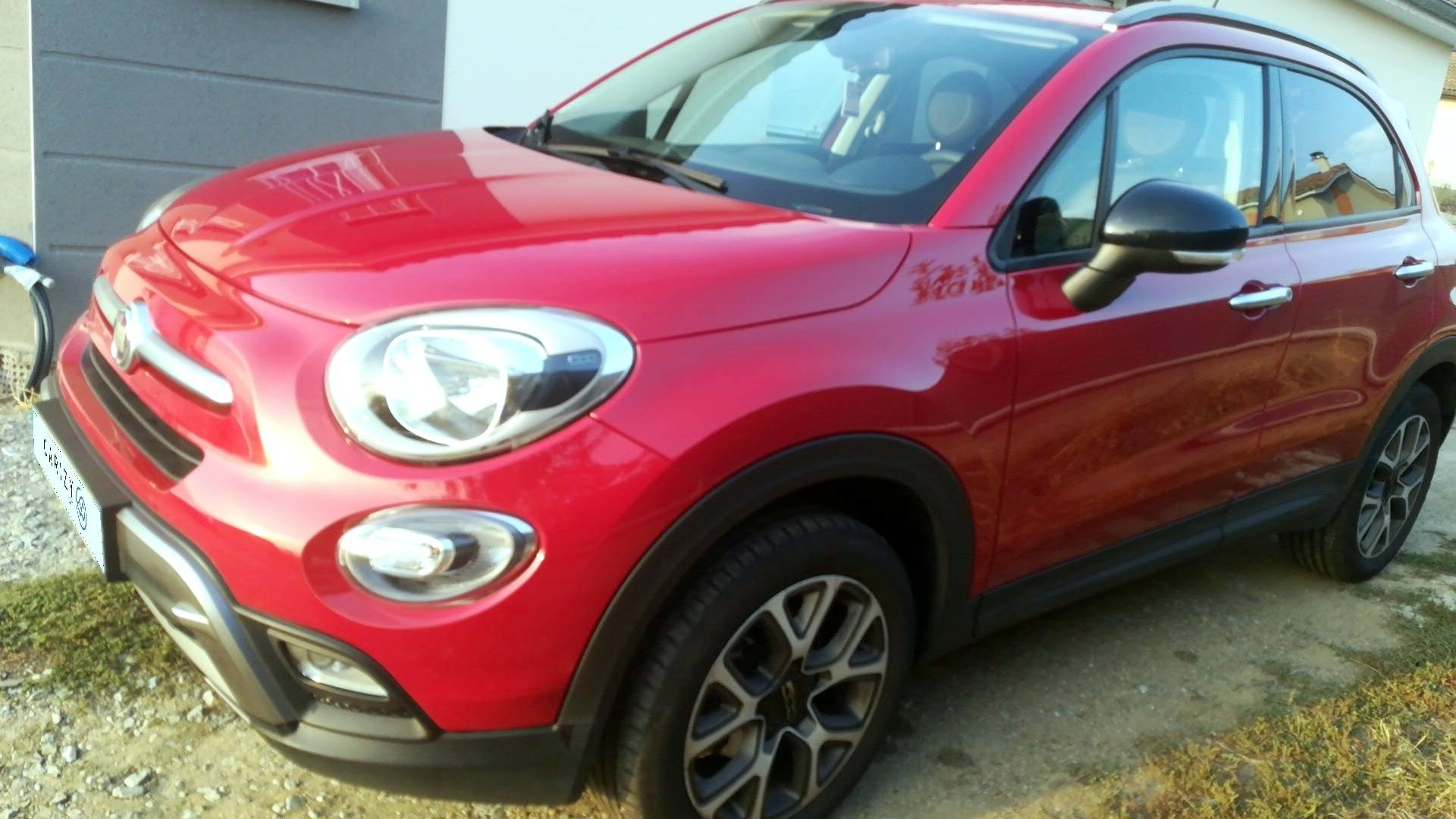 fiat 500x d 39 occasion 2 0 mjt 140 cross plus 4x4 saint etienne carizy. Black Bedroom Furniture Sets. Home Design Ideas