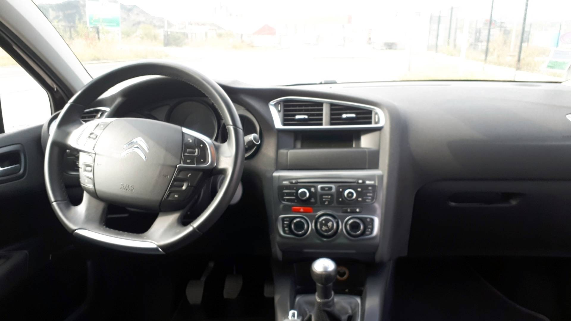 Citroen C4 D Occasion 1 6 Vti 120 Confort Cachan Cedex Carizy