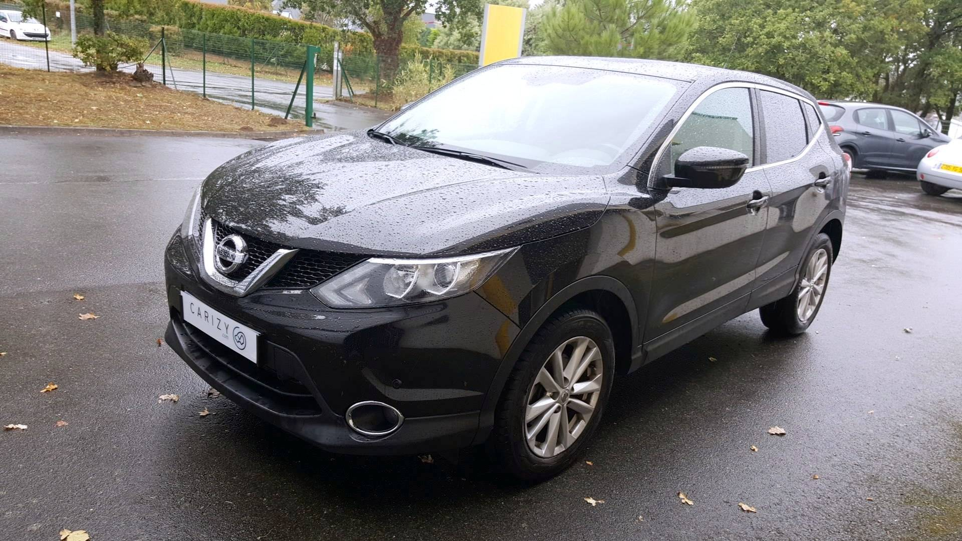 nissan qashqai d u0026 39 occasion 1 6 dci 130 connect edition 2wd