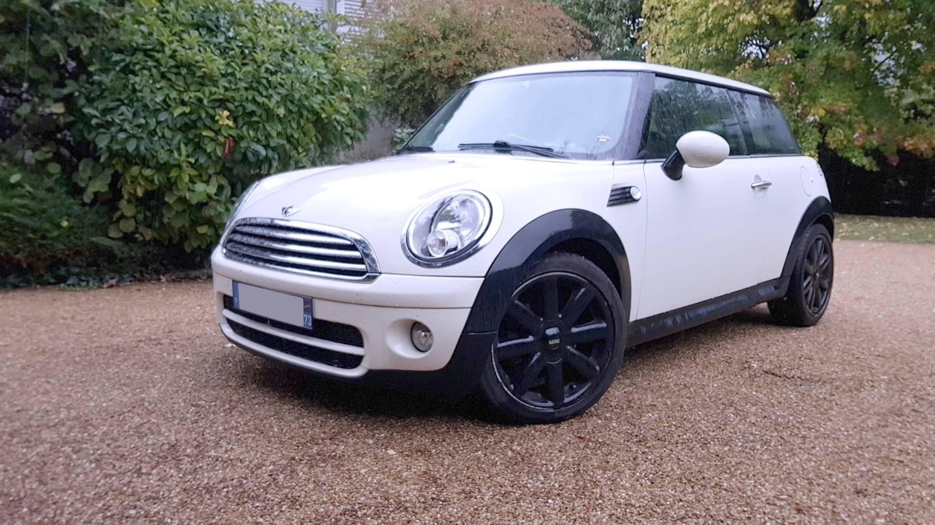 Mini mini d 39 occasion 1 6 d 90 one pack salt paris la - Acheter une voiture d occasion dans un garage ...