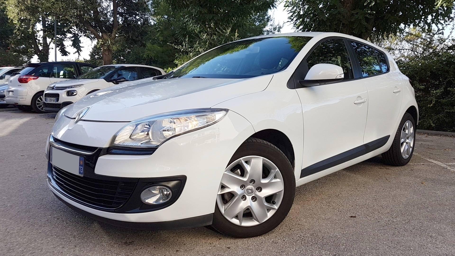 Renault megane d 39 occasion 1 5 dci 90 authentique marseille - Acheter une voiture d occasion dans un garage ...