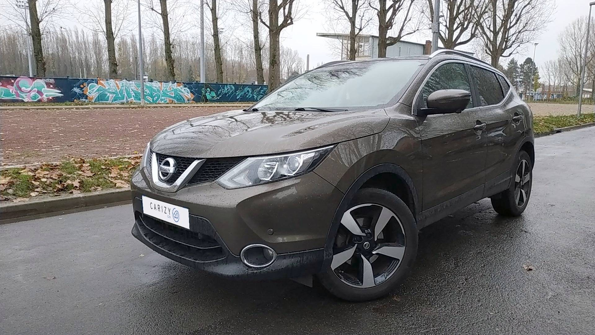 nissan qashqai d 39 occasion 1 5 dci 110 connect edition 2wd armenti res carizy. Black Bedroom Furniture Sets. Home Design Ideas