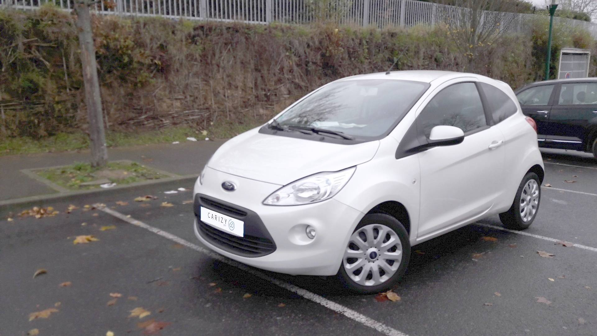 ford ka d u0026 39 occasion 1 2 70 titanium start and stop les ulis