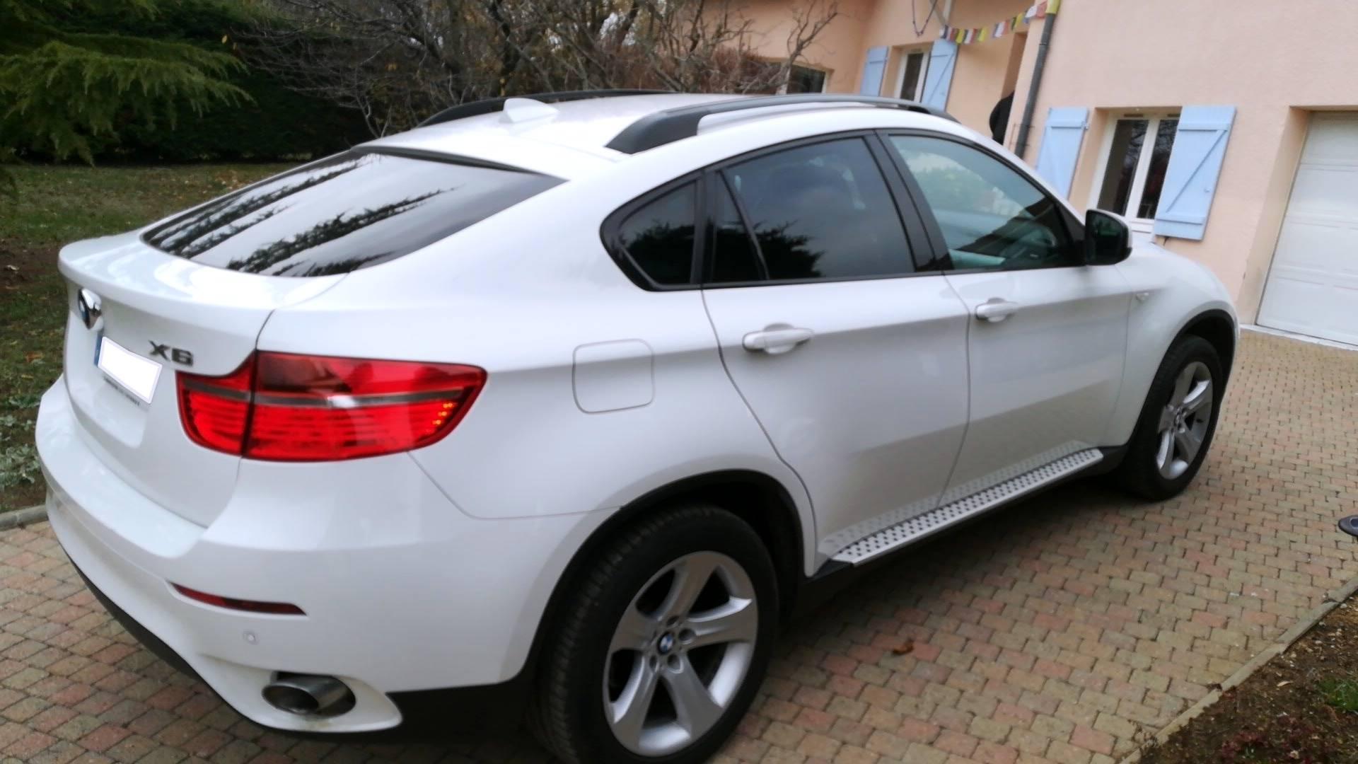 Bmw X6 D Occasion 3 0 D 245 Luxe Xdrive Bva Saint Laurent D Agny Carizy