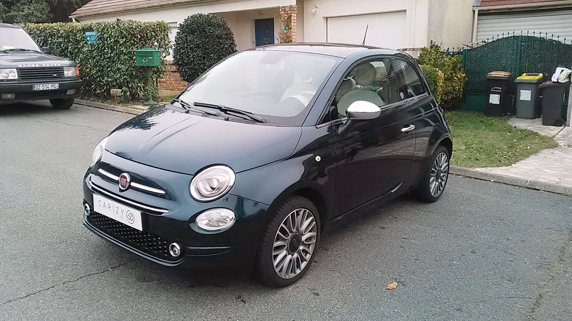 fiat 500 d 39 occasion 1 2 70 club dualogic bva ormesson sur marne carizy. Black Bedroom Furniture Sets. Home Design Ideas