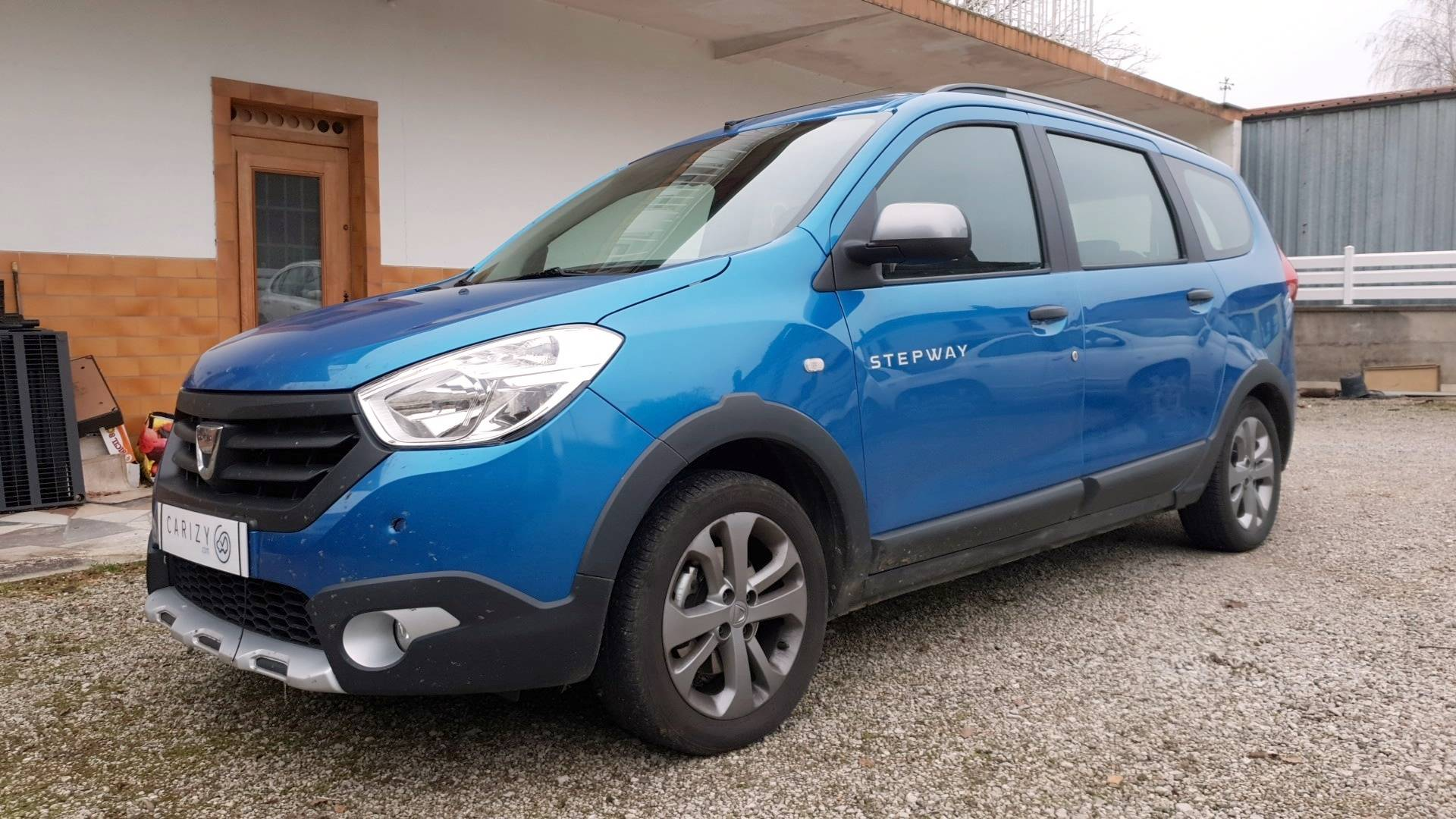 dacia lodgy d u0026 39 occasion stepway 1 2 tce 115 courlan