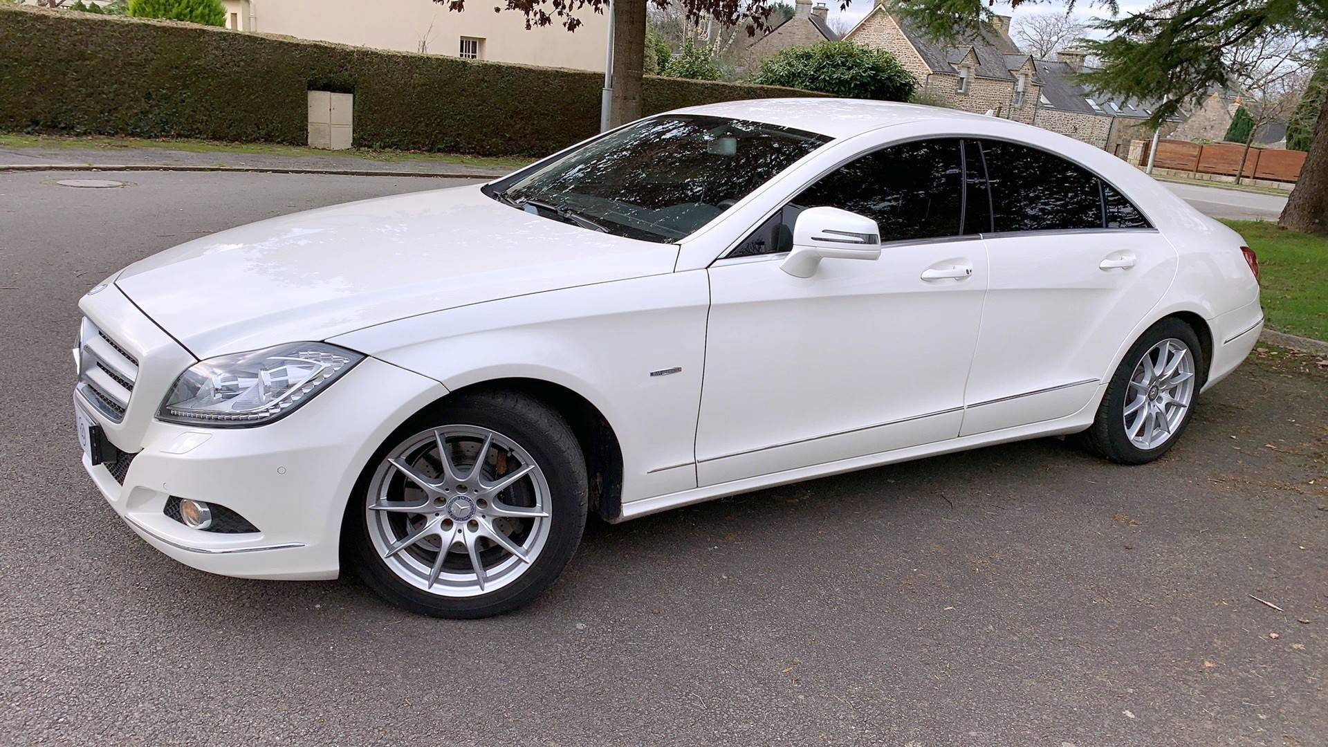 mercedes classe cls d 39 occasion 350 cdi 265 blueefficiency. Black Bedroom Furniture Sets. Home Design Ideas