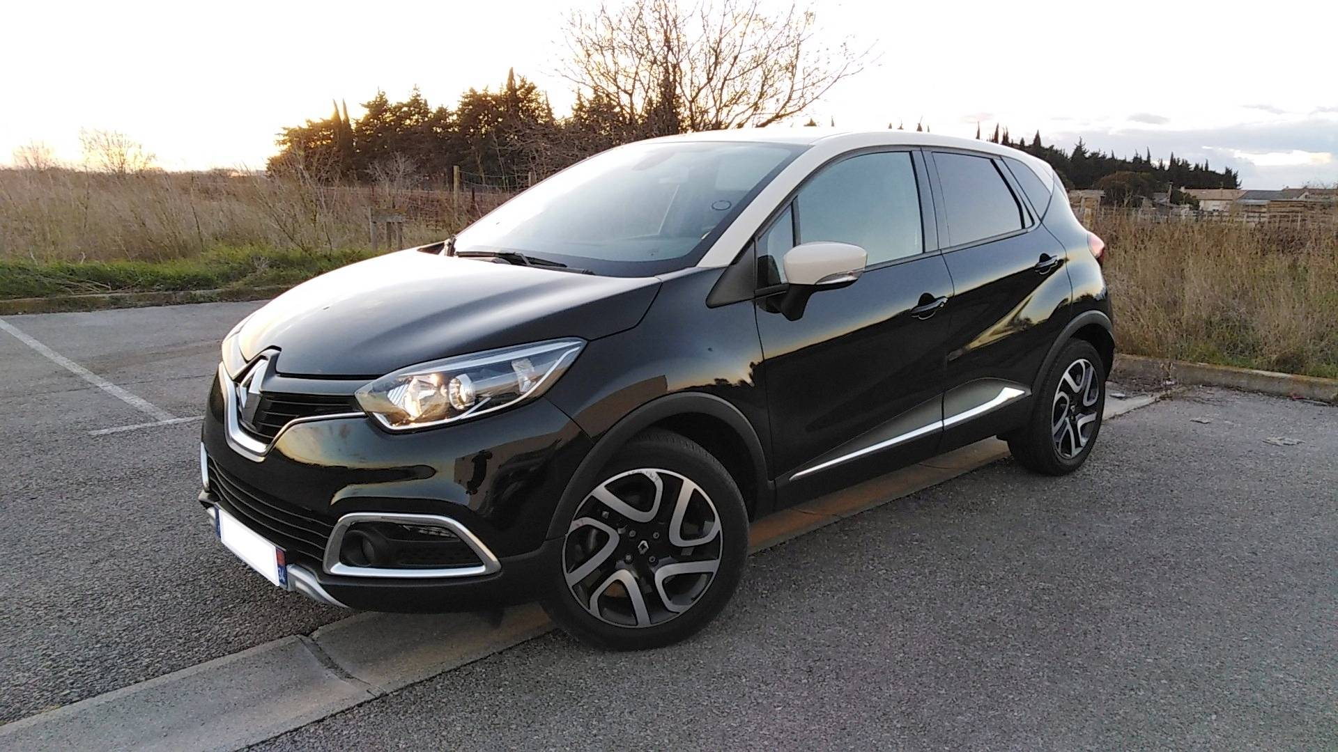 renault captur d 39 occasion 1 5 dci 90 energy intens edc bva montpellier carizy. Black Bedroom Furniture Sets. Home Design Ideas