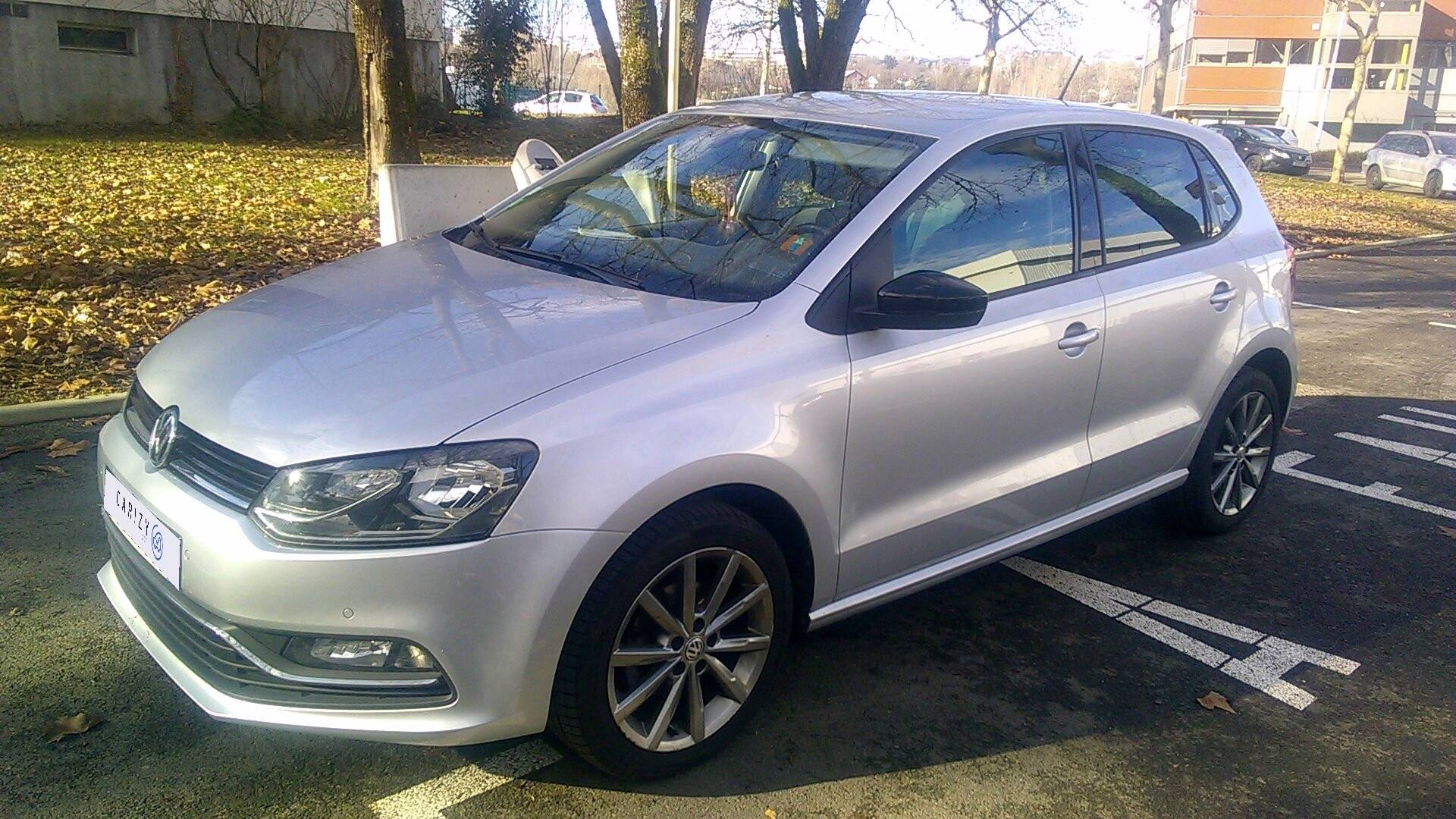 volkswagen polo d 39 occasion 1 4 tdi 90 bluemotion cup annecy carizy. Black Bedroom Furniture Sets. Home Design Ideas
