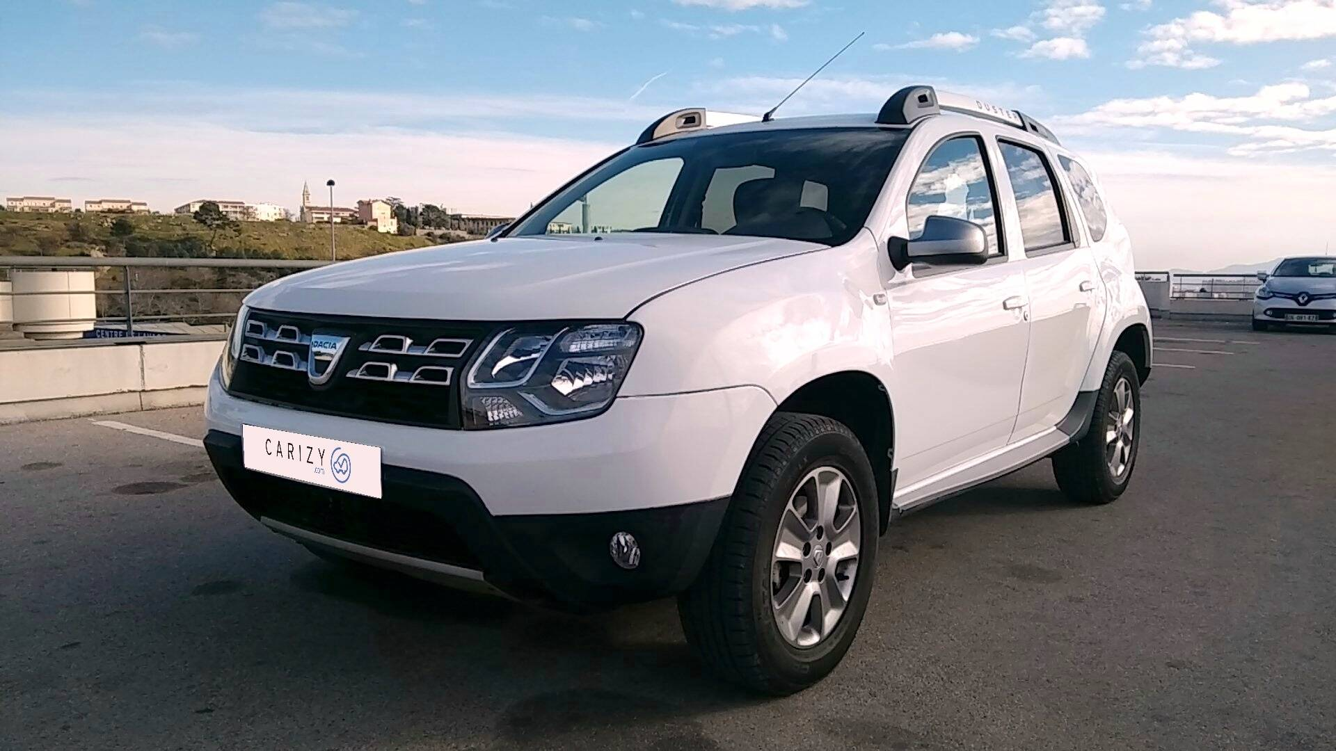 dacia duster d 39 occasion 1 5 dci 110 black touch 4x2 marseille carizy. Black Bedroom Furniture Sets. Home Design Ideas