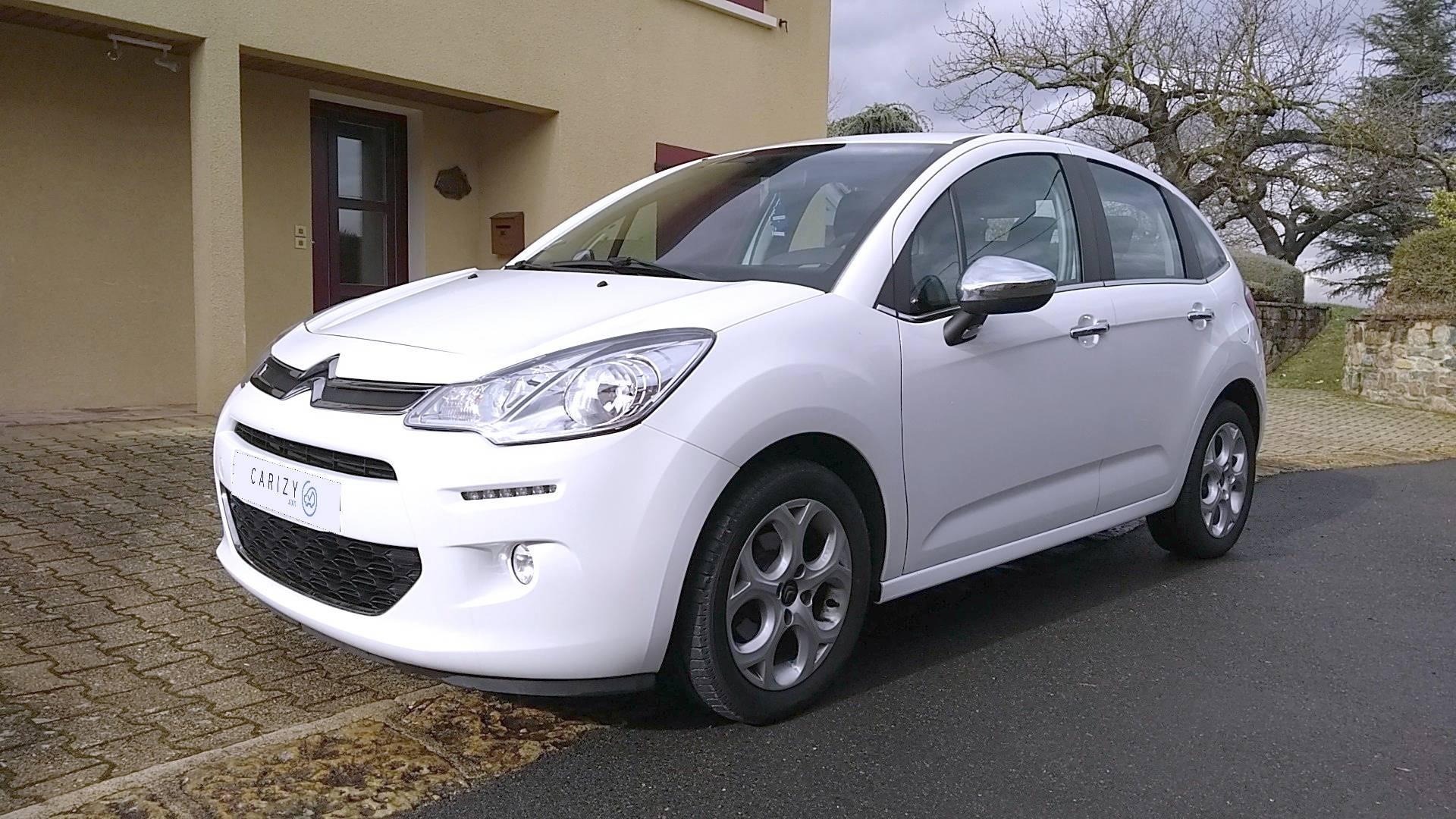 CITROEN C3 d'occasion 1.2 80 PURETECH FEEL EDITION SAVIGNY ...