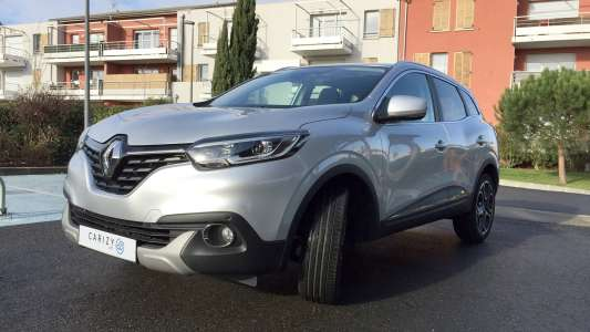 renault kadjar d 39 occasion 1 6 dci 130 energy bose fosses carizy. Black Bedroom Furniture Sets. Home Design Ideas