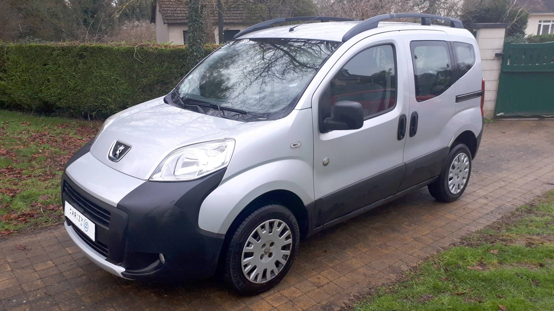 peugeot bipper tepee d u0026 39 occasion outdoor 1 4 hdi 70 pack
