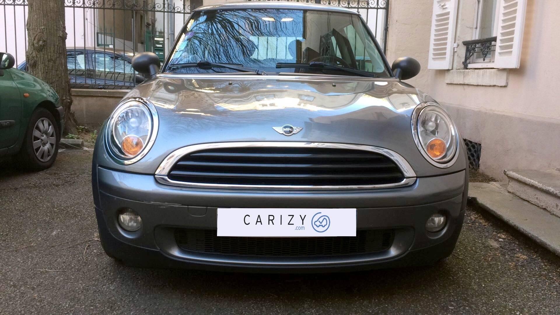 Mini Mini Doccasion 16 100 One Vichy Carizy