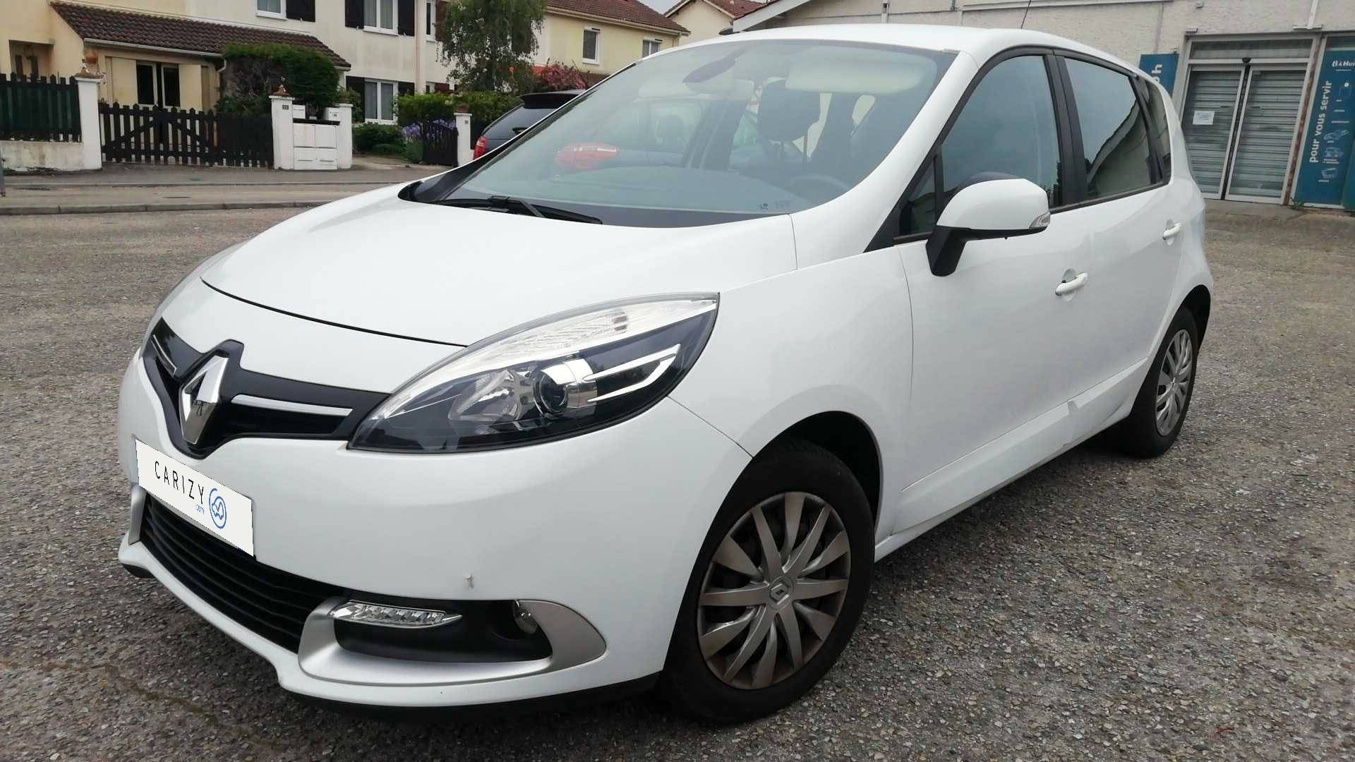 renault scenic d u0026 39 occasion 1 2 tce 115 energy life st genis