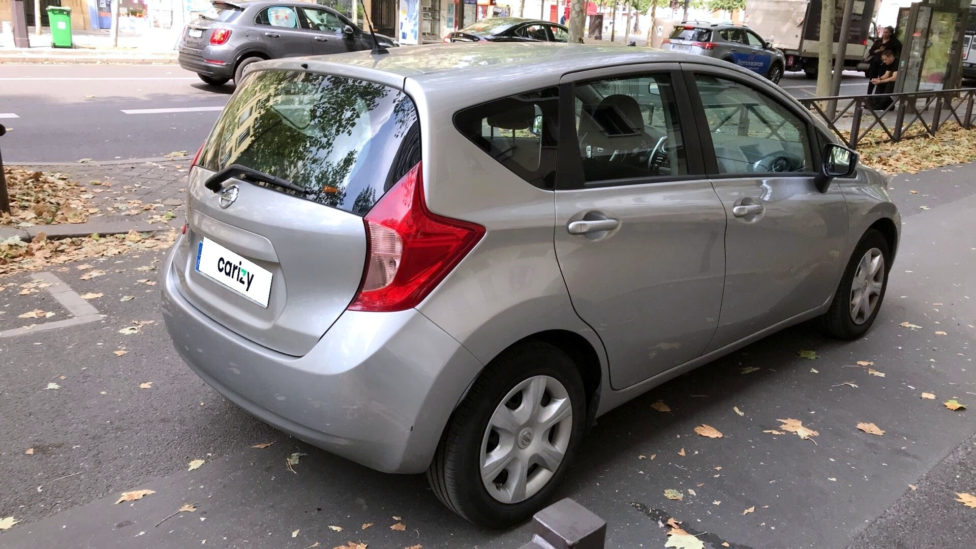 Nissan Note Occasion >> Nissan Note 1 2 80 Acenta 2015 55 500 Km Essence A Paris 75
