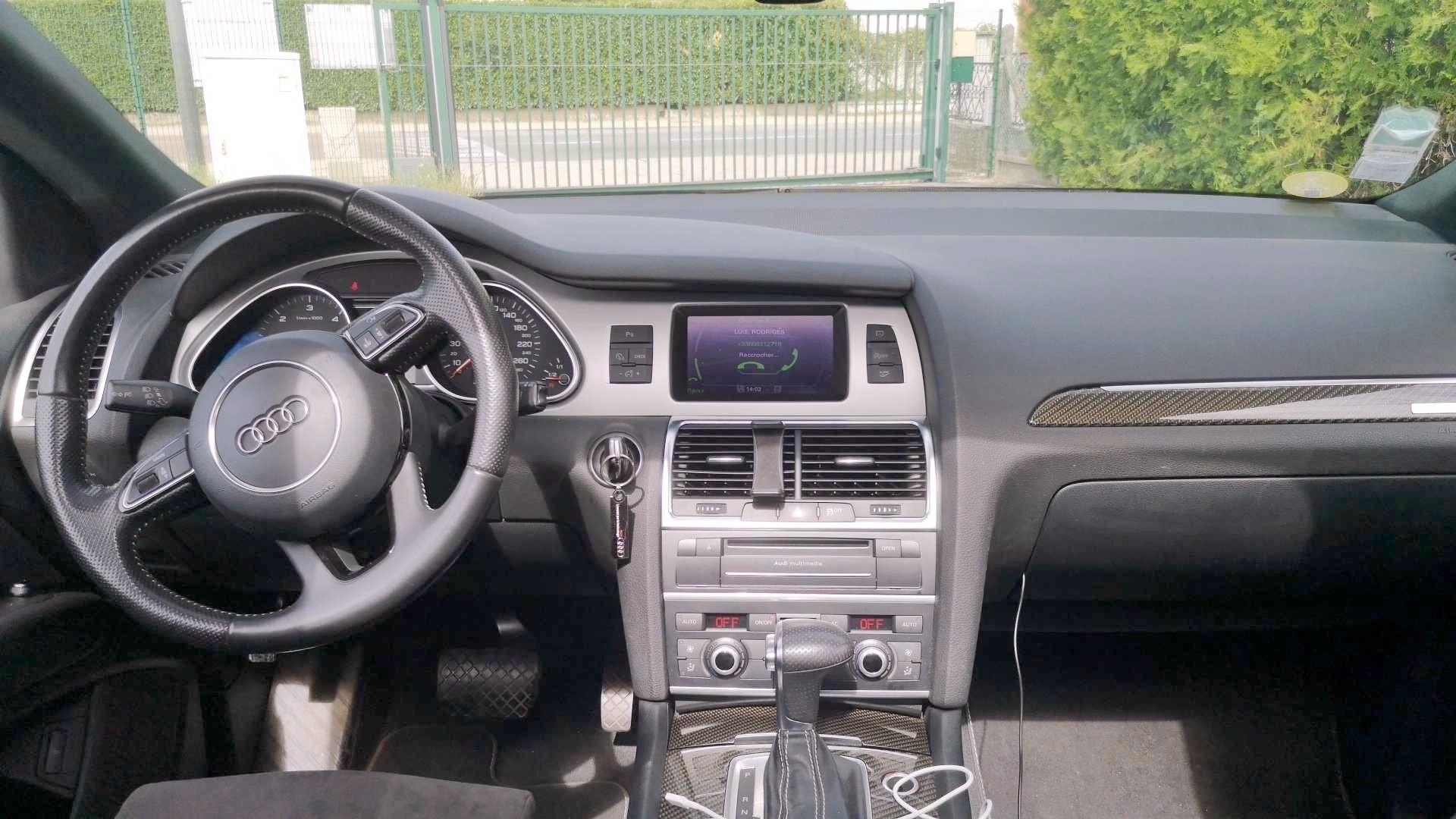Audi Q7 D Occasion Q7 3 0 V6 Tdi 245 Dpf Quattro Ambiente Tiptronic A 7 P St Genis Laval Carizy