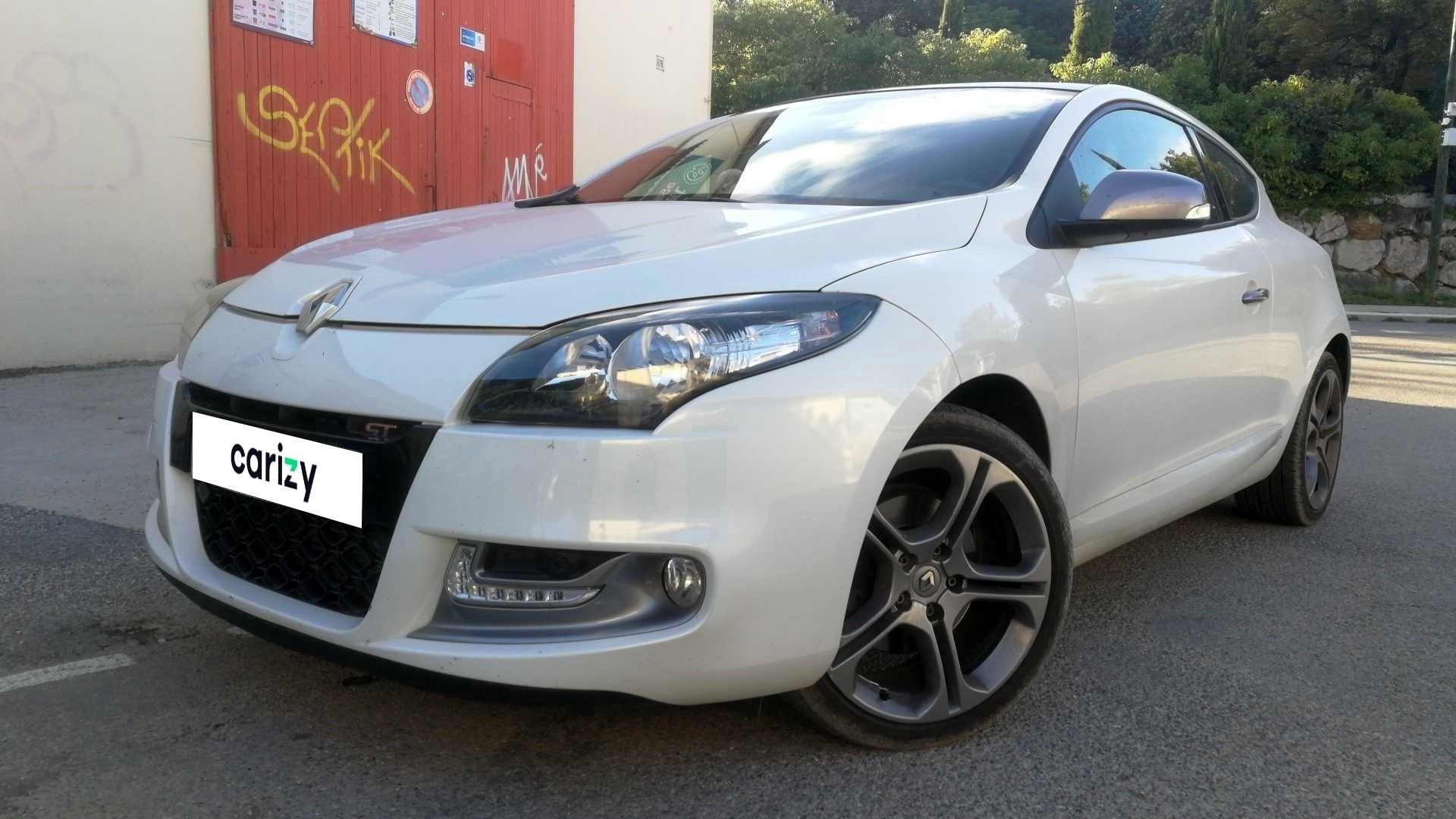 Renault Megane Iii Coupe D Occasion Megane Iii Coupe Dci 165 Fap Gt Barjols Carizy